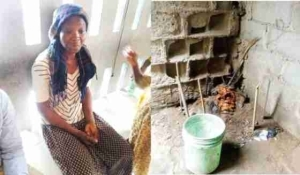 OMG!! A 4-Year-Old Girl Was Killed & Her Blood Sprinkled On Ogun Shrine In Lagos (Photo)